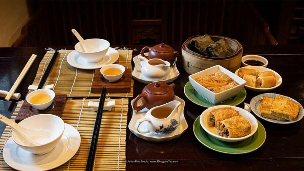What Tea To Order At Dim Sum