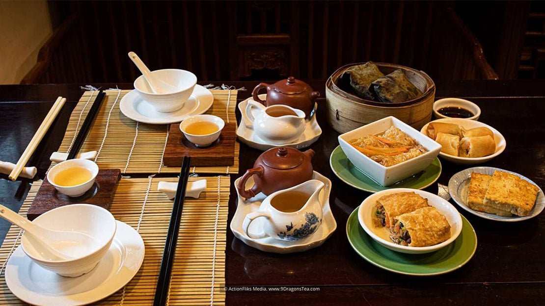 What Tea To Order At Dim Sum