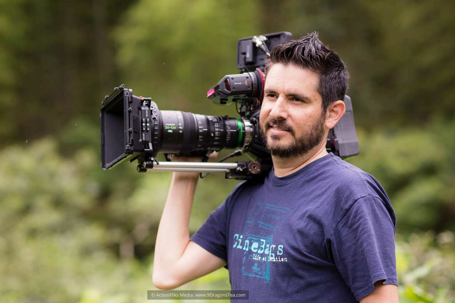 about Marco Solorio director of photography