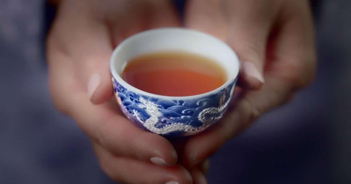Origin of Black Tea
