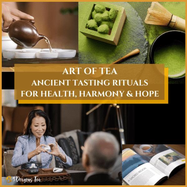 9 dragons tea - art of tea book image 02