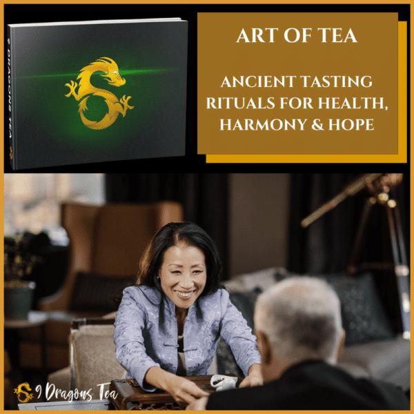 9 dragons tea art of tea book image 03