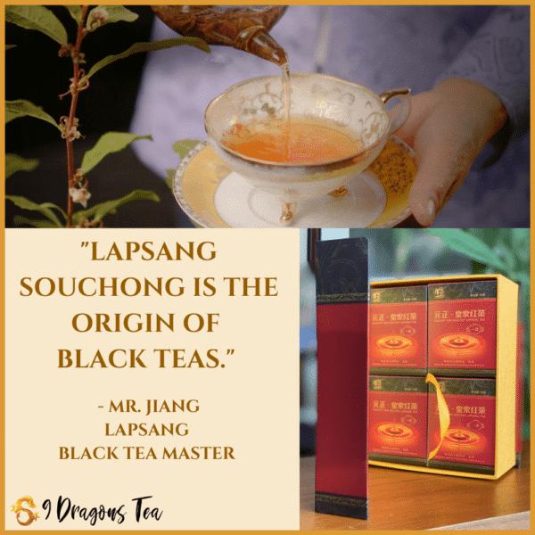 supreme Lapsang Souchong - gift pack - image 02