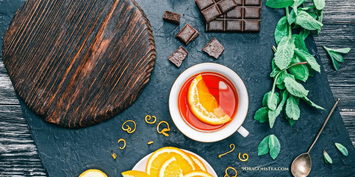 Chocolate Peppermint Tea Recipe