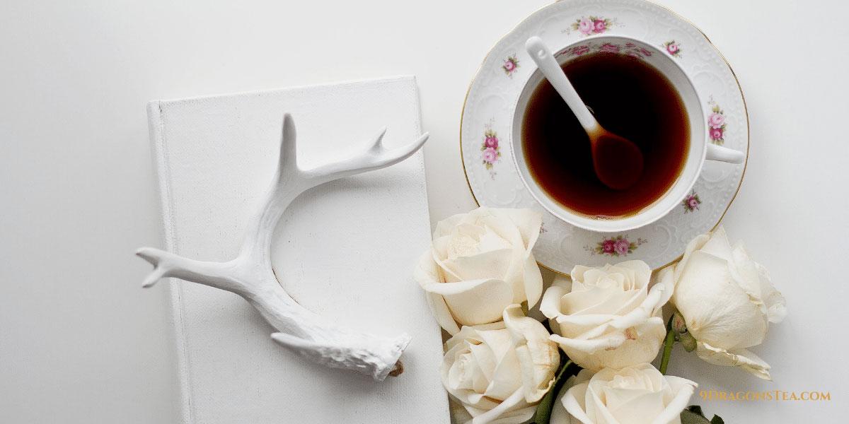 Vanilla Rose Rooibos Tea