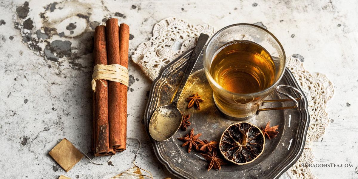 Winter Spiced Tea