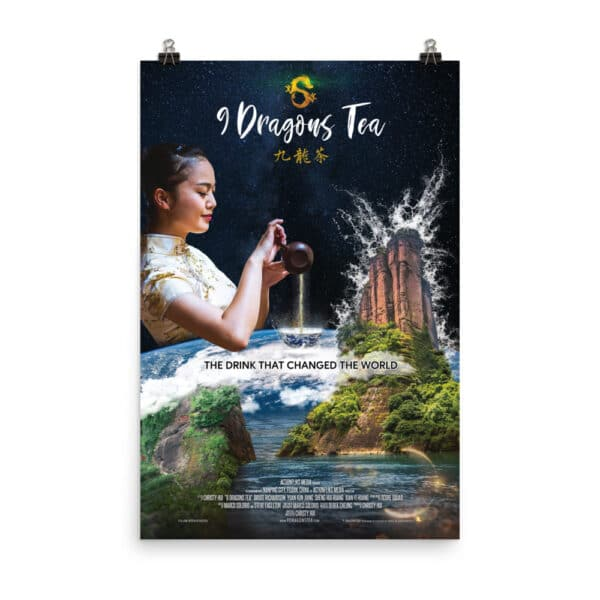 9 dragons tea official movie poster
