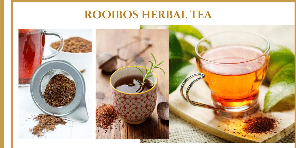 9 dragons tea-rooibos herbal tea