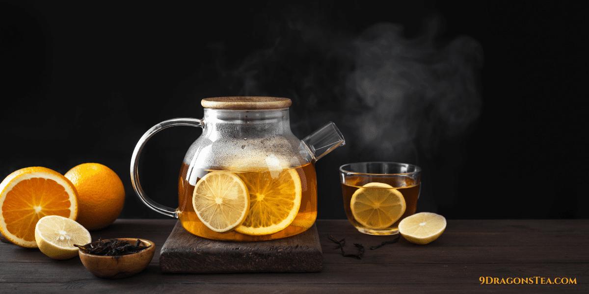 Citrus Spiced Black Tea Blend