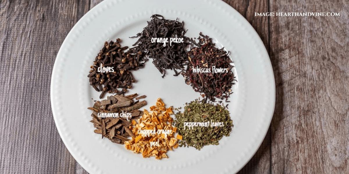 Citrus Spiced Black Tea