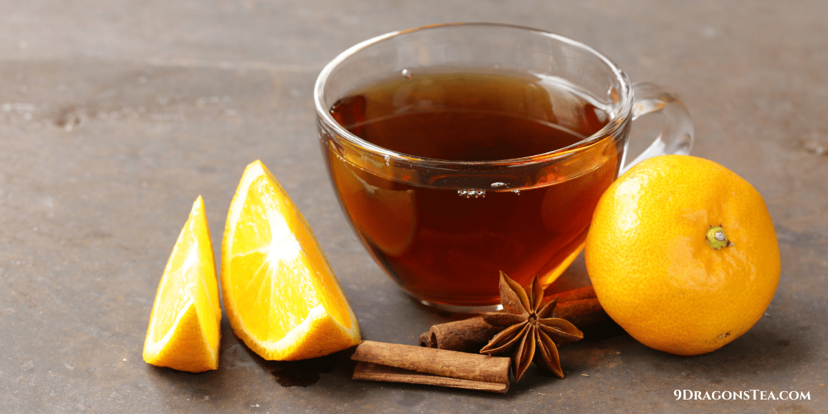 Southern Spiced Chai