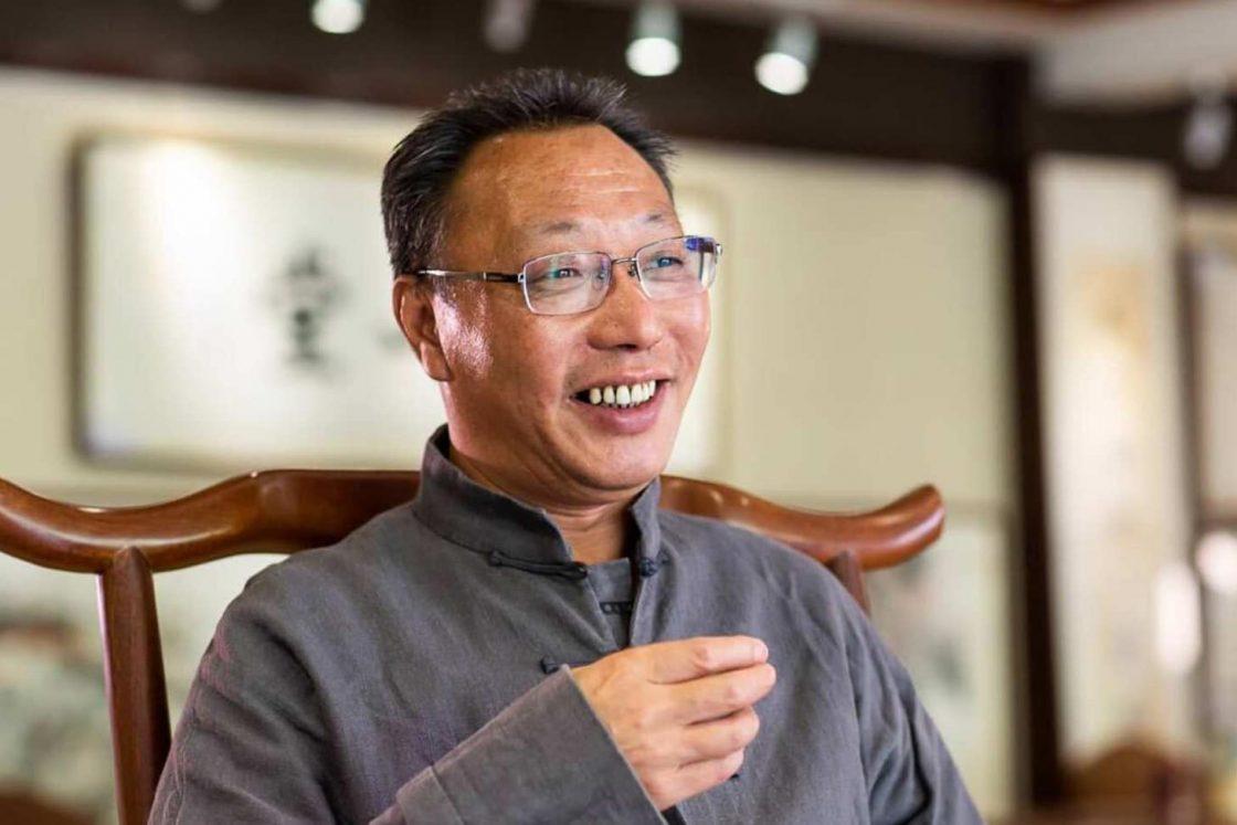 About Mr Jiang tea master lapsang souchong black tea creator decendant