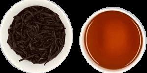 "Black tea, or ""Hong Cha"""