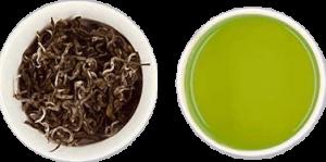 """Green tea, or """"Lu Cha"""""""