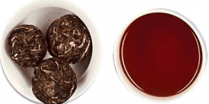 Puer tea,