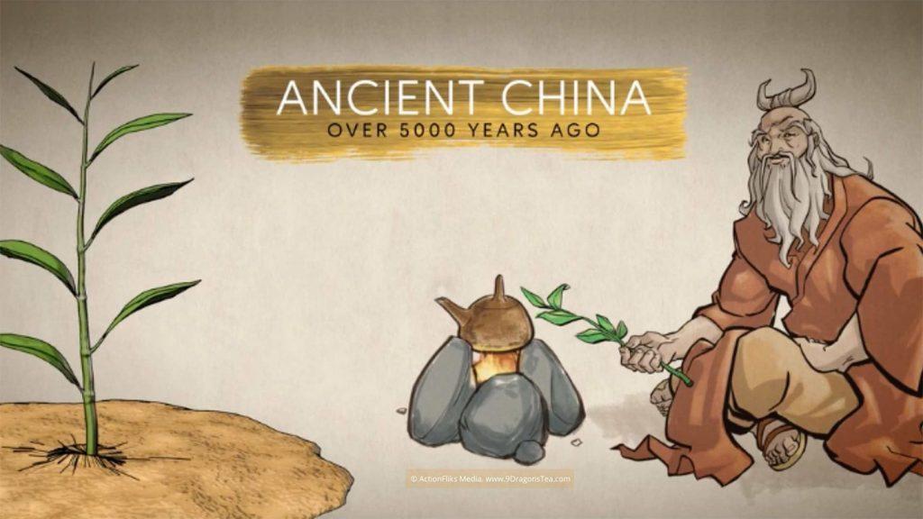 Shen Nong history of china tea culture