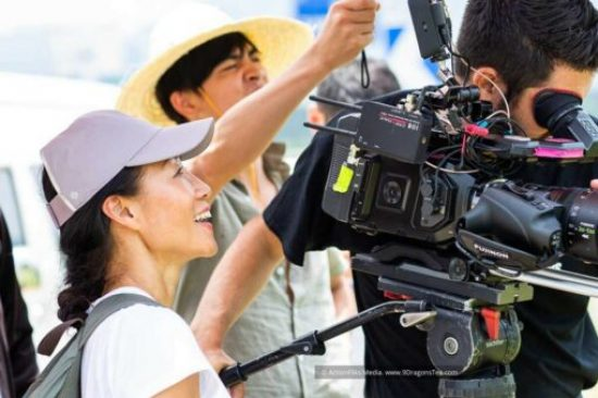 about ActionFliks christy hui film crew filming movie making camera
