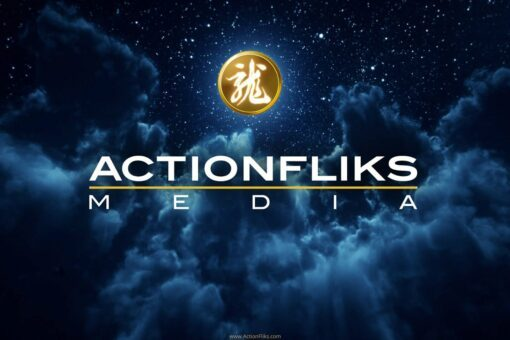 about ActionFliks logo card